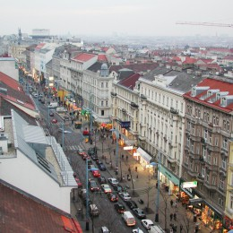 Mariahilferstrasse, Вена