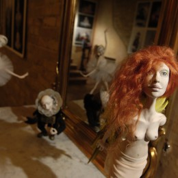 Куклы в Парсуне