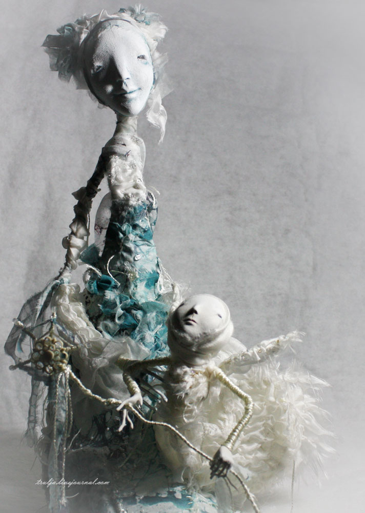 Настя Кацан «Вестник зимы»