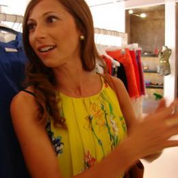 Моника Сирани в работе