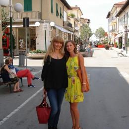 Мы в Forte dei Marmi