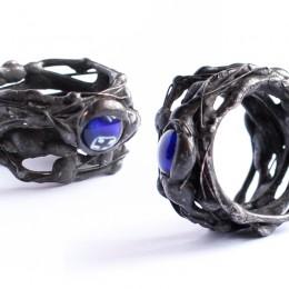 Лиза Портнова «Кольцо с синим камнем»